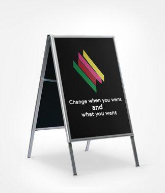 Gatupratare Eco Blackboard