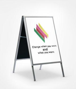 Gatupratare Eco Whiteboard