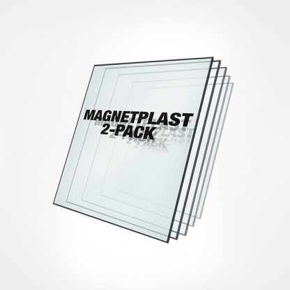Magnetplast 2-pack till Gatupratare Eco