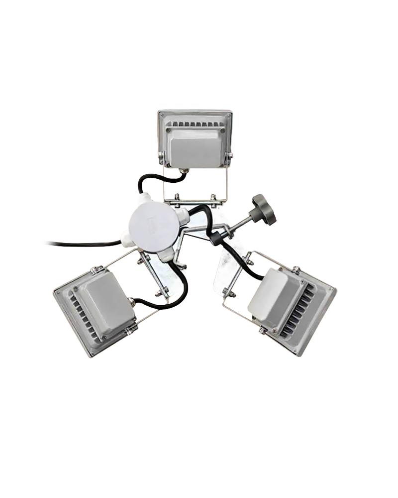 Tält Tillbehör | LED Belysning till Quicktent Eco Ecodisplay