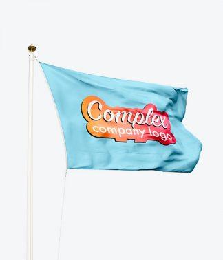 Reklamflaggor (Digitaltryckta)